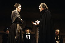 THE CRUCIBLE   by Arthur Miller   set design: Hayden Griffin   costumes: Deirdre Clancy   director: Bill Bryden National Theatre (NT) production / Comedy Theatre, London SW1   1981