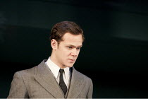 BREAKFAST AT TIFFANY'S   by Truman Capote   stage adaptation by Samuel Adamson   design: Anthony Ward   lighting: Bruno Poet   director: Sean Mathias    Joseph Cross (William Parsons)    Theatre Roy...