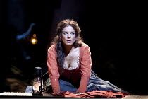CARMEN by Bizet   conductor: Bertrand de Billy   design: Tanya McCallin   lighting: Paule Constable   director: Francesca Zambello ~Elina Garanca (Carmen)~The Royal Opera (RO) / Covent Garden   London...