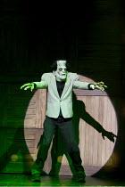 ARTURO BRACHETTI - CHANGE   written & directed by Sean Foley   Arturo Brachetti   as Frankenstein Garrick Theatre, London WC2                        26/10/2009