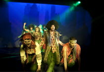 SWEET CHARITY   book: Neil Simon   music: Cy Coleman   lyrics: Dorothy Fields   ~set design: Tim Shortall   costumes: Matthew Wright   lighting: David Howe   choreography: Stephen Mear   director: Mat...