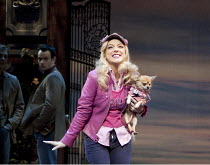 LEGALLY BLONDE THE MUSICAL   music & lyrics: Laurence O'Keefe & Nell Benjamin   book: Heather Hach ~based on the novel by Amanda Brown and the MGM motion picture   ~set design: David Rockwell   costum...
