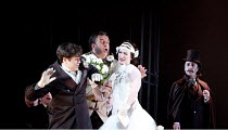 RUDDIGORE   music: Arthur Sullivan   libretto: William Gilbert   conductor: John Wilson   set design: Richard Hudson   costumes: Gabrielle Dalton   lighting: Anna Watson   director: Jo Davies   Act 1...