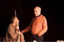 11 and 12   adapted from the works of Amadou Hampate Ba by Marie-Helene Estienne and Peter Brook   costumes: Helene Patarot   lighting: Philippe Vialatte   director: Peter Brook   Peter Brook (photo...