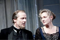 GHOSTS   by Ibsen   in a version by Frank McGuinness   design: Stephen Brimson Lewis   lighting: Oliver Fenwick   director: Iain Glen   Iain Glen (Pastor Manders), Lesley Sharp (Mrs Alving)  Duchess...