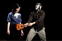 The Catastrophe Trilogy - ALICE BELL   Molly Haslund, Paul Gazzola Lone Twin Theatre / bite10 / The Pit / Barbican Centre, London EC2   02/03/2010