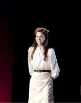 BEYOND THE HORIZON   by Eugene O'Neill   design: Sara Perks   lighting: Chris Davey   director: Laurie Sansom ~Liz White (Ruth Atkins)~Royal & Derngate Northampton production / Cottesloe Theatre / Nat...