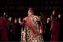 SIMON BOCCANEGRA   by Verdi   conductor: Antonio Pappano   set design: Michael Yeargan   costumes: Peter J Hall   director: Elijah Moshinsky ~Placido Domingo (Simon Boccanegra)~The Royal Opera (RO) /...