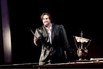 SIMON BOCCANEGRA   by Verdi   conductor: Antonio Pappano   set design: Michael Yeargan   costumes: Peter J Hall   director: Elijah Moshinsky ~Joseph Calleja (Gabriele Adorno)~The Royal Opera (RO) / Co...