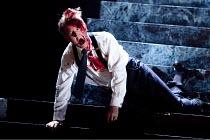 DON GIOVANNI   by Mozart   conductor: Vladimir Jurowski   design: Paul Brown   lighting: Mark Henderson   director: Jonathan Kent  ~Alastair Miles (Commendatore)~Glyndebourne Festival Opera / East Sus...