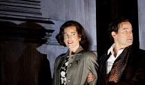 DON GIOVANNI   by Mozart   conductor: Vladimir Jurowski   design: Paul Brown   lighting: Mark Henderson   director: Jonathan Kent  ~Kate Royal (Donna Elvira), Gerald Finley (Don Giovanni)~Glyndebourne...