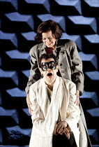 DON GIOVANNI   by Mozart   conductor: Vladimir Jurowski   design: Paul Brown   lighting: Mark Henderson   director: Jonathan Kent  ~Luca Pisaroni (Leporello), Kate Royal (Donna Elvira)~Glyndebourne Fe...