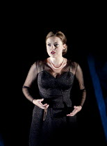 DON GIOVANNI   by Mozart   conductor: Vladimir Jurowski   design: Paul Brown   lighting: Mark Henderson   director: Jonathan Kent  ~Anna Samuil (Donna Anna)~Glyndebourne Festival Opera / East Sussex,...
