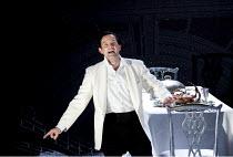 DON GIOVANNI   by Mozart   conductor: Vladimir Jurowski   design: Paul Brown   lighting: Mark Henderson   director: Jonathan Kent ~Gerald Finley (Don Giovanni)~Glyndebourne Festival Opera / East Susse...