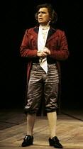 DANTON'S DEATH   by Georg Buchner   in a new version by Howard Brenton   design: Alison Chitty   lighting: Stephen Wentworth   director: Peter Gill   Brian Cox (Danton)  Olivier Theatre, National T...