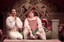 THE RAKE'S PROGRESS   music: Igor Stravinsky   libretto: W H Auden & Chester Kallman   conductor: Vladimir Jurowski   design: David Hockney   lighting: Robert Bryan   director: John Cox   Mother Goos...