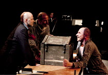 IN THE PENAL COLONY   music: Philip Glass   libretto: Rudolph Wurlitzer   based on the story by Kafka   conductor: Michael Rafferty   design: Simon Banham   lighting: Ace McCarron   director: Michael...