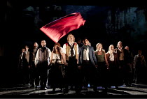 LES MISERABLES   music: Claude-Michel Sch�nberg   text: Herbert Kretzmer   original text by Alain Boubil & Jean-Marc Natel   additional material: James Fenton   based on the novel by Victor Hugo    o...