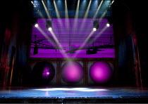 FLASHDANCE The Musical   book: Tom Hedley   book & lyrics: Robert Cary   music & lyrics: Robbie Roth   ~set design: Morgan Large   costumes: Sue Blane   lighting: Howard Harrison   choreography: Arlen...