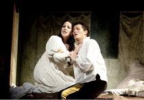 ROMEO ET JULIETTE   by Gounod   conductor: Daniel Oren   design: Carlo Tommasi   lighting: Bruno Boyer   original director: Nicolas Joel   revival director: Stephen Barlow   Nino Machaidze (Juliette)...