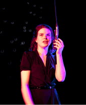 CHARGED 2: THAT ALMOST UNNAMEABLE LUST  by Rebecca Lenkiewicz   design: Soutra Gilmour   director: Caroline Steinbeis   Rebecca Oldfield (Writer)  Clean Break / Soho Theatre, London W1        12/11/...