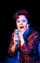 END OF THE RAINBOW   by Peter Quilter   design: William Dudley   lighting: Simon Corder   director: Terry Johnson   Tracie Bennett (Judy Garland) Trafalgar Studios 1, London SW1                    2...