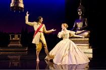THE KING AND I   music: Richard Rogers  lyrics & book: Oscar Hammerstein II   design: Sara Perks   lighting: Philip Gladwell   choreographer: David Needham   director: Paul Kerryson ~'Shall We Dance':...