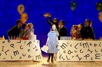 MATILDA   by Roald Dahl   book: Dennis Kelly   music & lyrics: Tim Minchin   design: Rob Howell   lighting: Hugh Vanstone   choreographer: Peter Darling   director:Matthew Warchus ~Kerry Ingram (Matil...