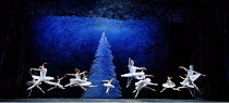 THE NUTCRACKER   music: Tchaikovsky   conductor: Gavin Sutherland   choreography: Wayne Eagling   design: Peter Farmer   lighting: David Richardson   corps de ballet English National Ballet (ENB) /...