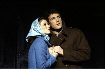 THE UMBRELLAS OF CHERBOURG   based on the film by Jacques Demy   music: Michel Legrand   set design: Michael Yeargan   costumes: Jane Greenwood   lighting: Ian Calderon   director: Andrei Serban ~Susa...