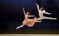 ROMEO AND JULIET   music: Prokofiev   after Shakespeare   choreography: Rudolf Nureyev   design: Ezio Frigerio   lighting: Tharon Musser   restaging: Patricia Ruanne & Frederic John   Daria Klimentov...