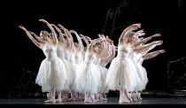 SWAN LAKE   music: Tchaikovsky   choreography: Petipa & Ivanov, Ashton & Bintley   design: Yolanda Sonnabend   lighting: Mark Henderson   staging: Christopher Carr   production: Anthony Dowell   Act...