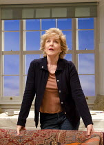 THE BREATH OF LIFE   by David Hare   design: Alex Eales   lighting: Paul Pyant   director: Peter Gill ~Patricia Hodge (Madeleine Palmer)~Lyceum Theatre / Sheffield, England               21/02/2011