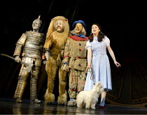 THE WIZARD OF OZ   music: Harold Arlen with additional music by Andrew Lloyd Webber   lyrics: E Y Harburg   additional lyrics: Tim Rice   adapted by Andrew Lloyd Webber & Jeremy Sams   design: Robert...