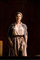IL TABARRO   by Puccini   conductor: Michael Rosewell   design: Neil Irish   lighting: Guy Hoare   director: James Conway ~Julie Unwin (Giorgetta)~English Touring Opera (ETO) / Hackney Empire, London...