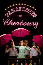 THE UMBRELLAS OF CHERBOURG   music: Michel Legrand   based on the film by Jacques Demy   adapted & directed by Emma Rice   lyrics translated by Sheldon Harnick   design: Lez Brotherston   lighting: Ma...