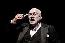 ONE MAN - 'Tell Tale Heart' by Edgar Allen Poe ~Steven Berkoff ~Riverside Studios, London W6     13/04/2011