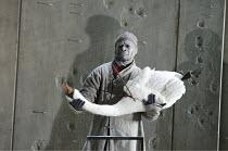 PARSIFAL   by Wagner   conductor: Mark Wigglesworth   set design: Raimund Bauer   costumes: Andrea Schmidt-Futterer   lighting: Duane Schuler   director: Nikolaus Lehnhoff ~Robert Winslade Anderson (S...