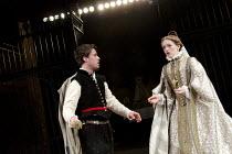 CARDENIO   after Shakespeare & Fletcher   reconstructed by Gregory Doran   design: Niki Turner   lighting: Tim Mitchell   director: Gregory Doran ~Oliver Rix (Cardenio), Lucy Briggs-Owen (Luscinda)~Ro...