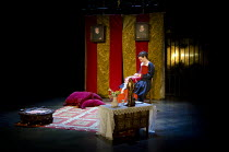 CARDENIO   after Shakespeare & Fletcher   reconstructed by Gregory Doran   design: Niki Turner   lighting: Tim Mitchell   director: Gregory Doran ~Pippa Nixon (Dorotea)~Royal Shakespeare Company (RSC)...
