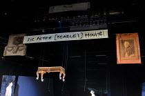 THE SCHOOL FOR SCANDAL   by Sheridan   set design: Jeremy Herbert   costumes: Kandis Cook   lighting: Jean Kalman   director: Deborah Warner ~set   caption~bite11 / Barbican Theatre, London EC2   20/0...