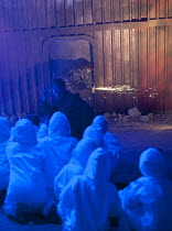 THE CRASH OF THE ELYSIUM   created by Felix Barrett & Tom MacRae   written by Tom MacRae   design: Livi Vaughan   lighting: Paul Normandale   sound: Stephen Dobbie   director: Felix Barrett   The Cra...