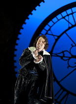 MARIA DI ROHAN   by Donizetti   conductor: Andrew Greenwood   design: Francis O'Connor   lighting: John Bishop   director: Stephen Medcalf ~John Bellemer (Riccardo, Count of Chalais)~Buxton Festival p...