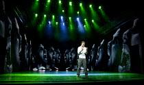 GHOST THE MUSICAL   book & lyrics: Bruce Joel Rubin   music & lyrics: Dave Stewart & Glen Ballard   based on the film by Bruce Joel Rubin   design: Rob Howell   lighting: Hugh Vanstone   illusions: Pa...