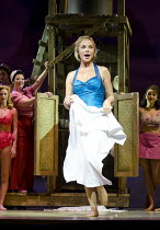 SOUTH PACIFIC   by Rodgers & Hammerstein   sets: Michael Yeargan   costumes: Catherine Zuber   lighting: Donald Holder   musical staging: Christopher Gattelli   director: Bartlett Sher   Samantha Wom...