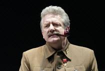 COLLABORATORS   by John Hodge   design: Bob Crowley   lighting: John Clark   director: Nicholas Hytner   Simon Russell Beale (Joseph Stalin) Cottesloe Theatre / National Theatre (NT), London SE1   0...