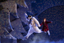 THE SNOWMAN   based on the story by Raymond Briggs   music & lyrics: Howard Blake   design: Ruari Murchison   lighting: Tim Mitchell   director: Bill Alexander ~James Leece (Snowman), Charlie Salsen (...