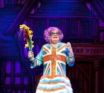 DICK WHITTINGTON Wimbledon 2011