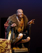 BEASTS AND BEAUTIES   retold by Carol Ann Duffy   dramatised by Melly Still & Tim Supple   design: Melly Still & Anna Fleischle   lighting: Chris Davey   director: Melly Still ~'Beauty and the Beast':...
