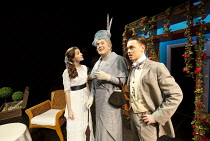THE IMPORTANCE OF BEING EARNEST - A New Musical   adapted from the comedy by Oscar Wilde   book & lyrics: Douglas Livingstone   music: Adam McGuinness & Zia Morone   director: Iqbal Khan ~l-r: Colin R...